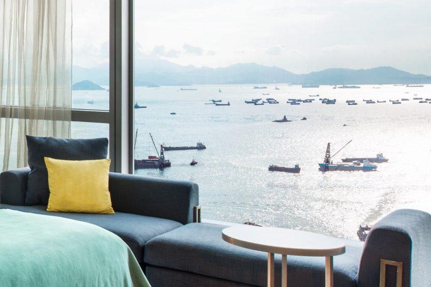 W Hong Kong Luxury Hotel - Hong Kong - Fabulous Room Oceanfront