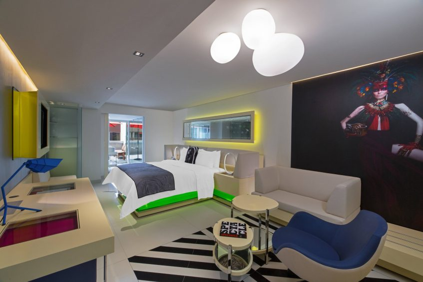 W Mexico City Luxury Hotel - Polanco, Mexico City, Mexico - Fabulous Room