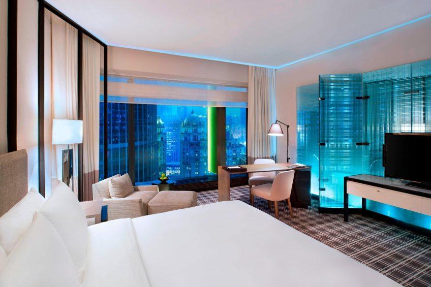 W Guangzhou Luxury Hotel - Tianhe District, Guangzhou, China - Wonderful Guest Room