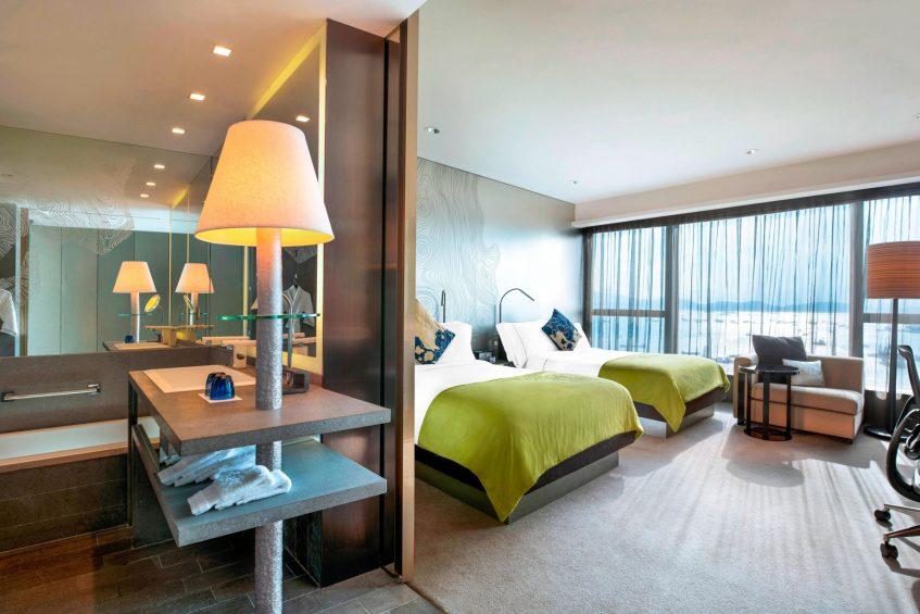 W Hong Kong Luxury Hotel - Hong Kong - Fabulous Twin Room
