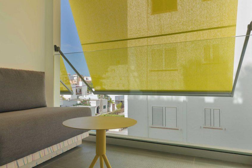 W Ibiza Luxury Hotel - Santa Eulalia del Rio, Spain - Private Terrace