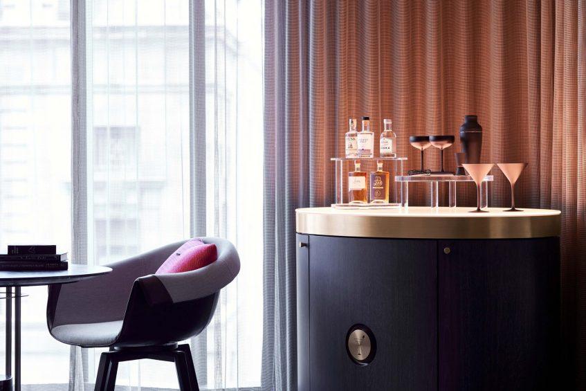 W Melbourne Luxury Hotel - Melbourne, Australia - MixBar