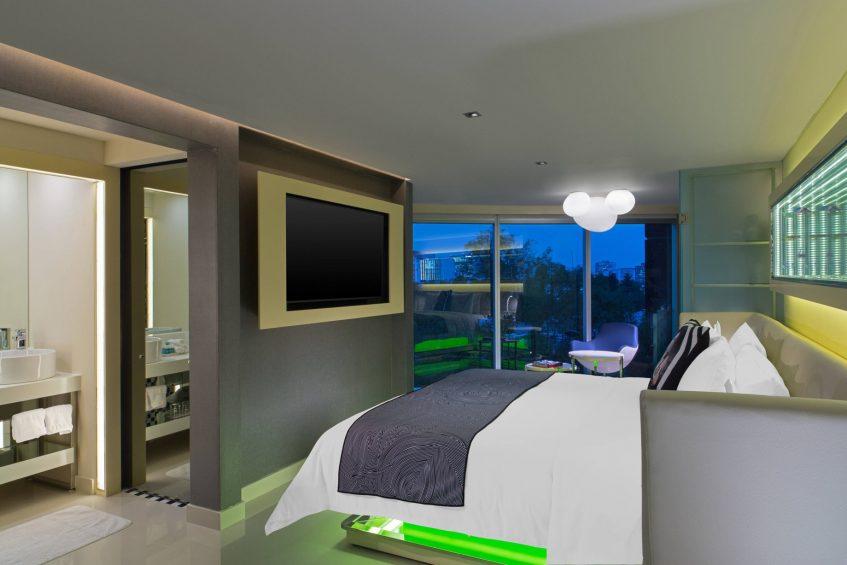 W Mexico City Luxury Hotel - Polanco, Mexico City, Mexico - Fantastic Suite Bedroom