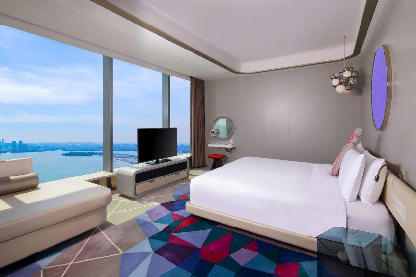 W Suzhou Luxury Hotel - Suzhou, China - Fabulous Room