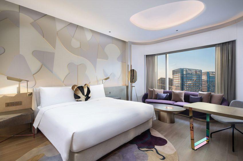 W Chengdu Luxury Hotel - Chengdu, China - Wonderful Room King