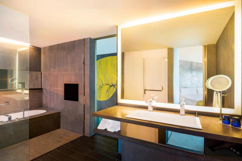W Hong Kong Luxury Hotel - Hong Kong - Fantastic Suite Bathroom