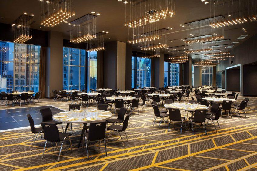 W Panama Luxury Hotel - Panama City, Panama - Great Room Social