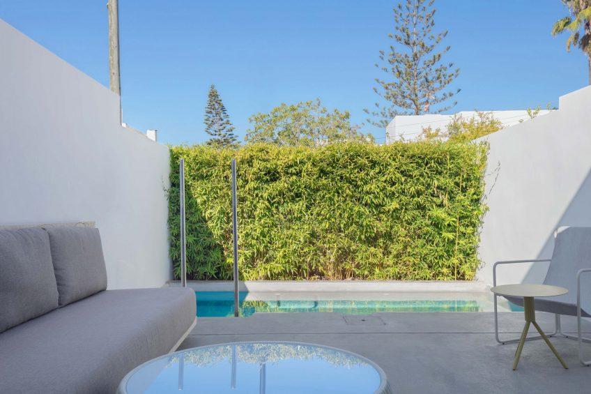 W Ibiza Luxury Hotel - Santa Eulalia del Rio, Spain - Spectacular Terrace and Private Plunge Pool