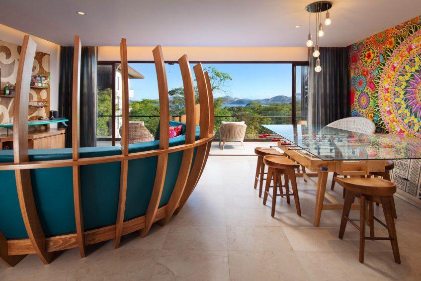 W Costa Rica Reserva Conchal Luxury Resort - Costa Rica - Cool Corner Suite