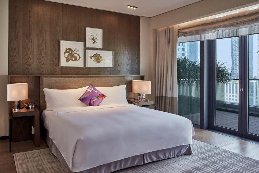 W Guangzhou Luxury Hotel - Tianhe District, Guangzhou, China - Marvelous Suite King