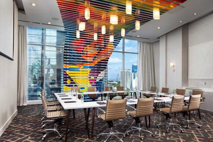 W Panama Luxury Hotel - Panama City, Panama - Strategy
