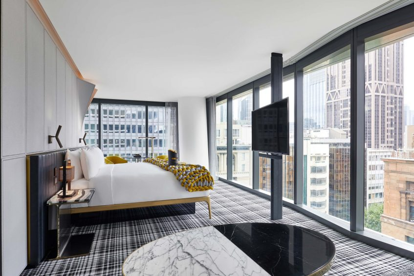 W Melbourne Luxury Hotel - Melbourne, Australia - Spectacular Studio Suite View