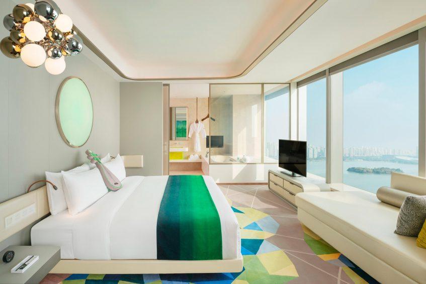 W Suzhou Luxury Hotel - Suzhou, China - Marvelous Suite King