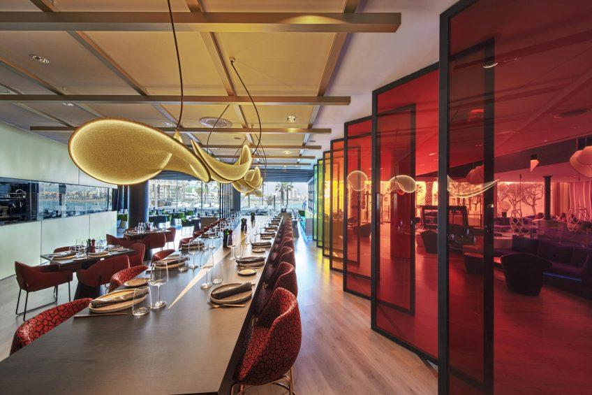 W Barcelona Luxury Hotel - Barcelona, Spain - Food and Beverage