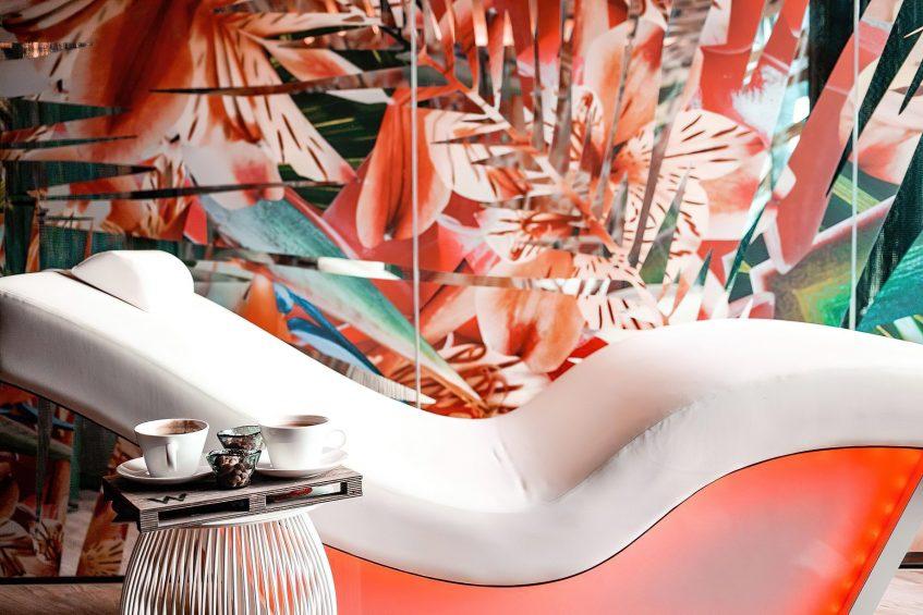 W Brisbane Luxury Hotel - Brisbane, Australia - AWAY Spa Lounge Chair