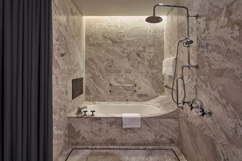 W Guangzhou Luxury Hotel - Tianhe District, Guangzhou, China - Wonderful Guest Room Bathroom