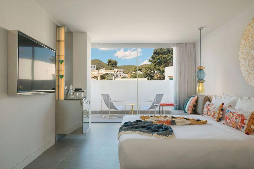 W Ibiza Luxury Hotel - Santa Eulalia del Rio, Spain - Wonderful King Guest Room View