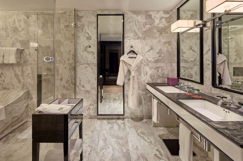 W Guangzhou Luxury Hotel - Tianhe District, Guangzhou, China - Fantastic Suite Bathroom