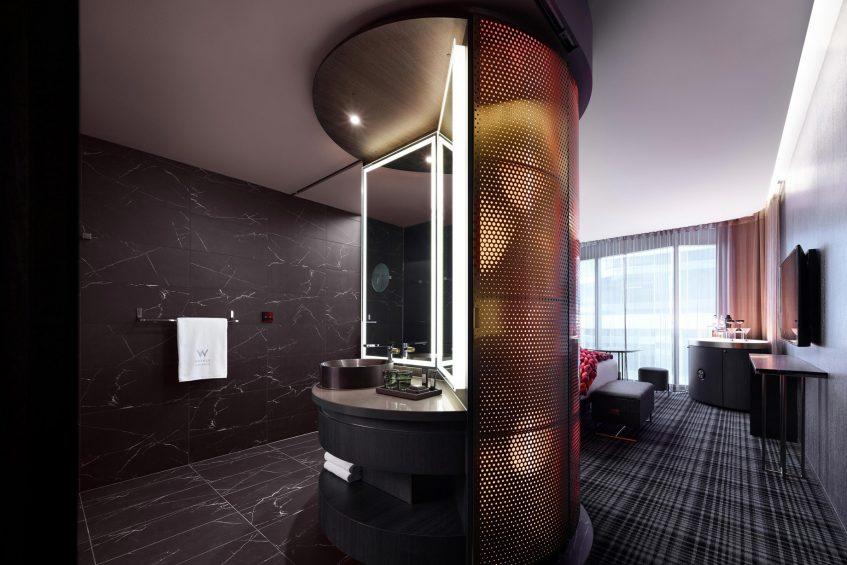 W Melbourne Luxury Hotel - Melbourne, Australia - Wonderful Room Bathroom