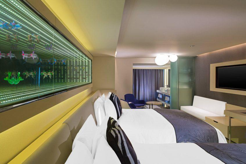 W Mexico City Luxury Hotel - Polanco, Mexico City, Mexico - Wonderful Room Beds