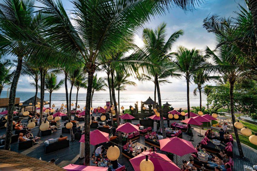 W Bali Seminyak Luxury Resort - Seminyak, Indonesia - Woobar Bali Ocean View