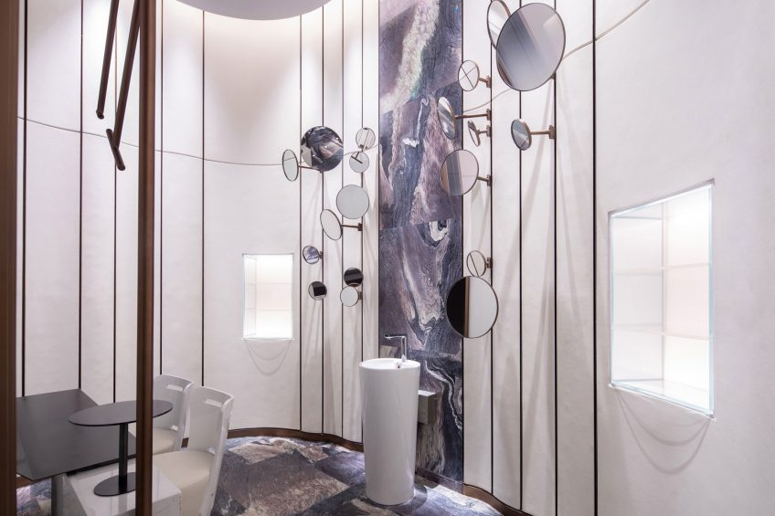 W Chengdu Luxury Hotel - Chengdu, China - AWAY Spa Room Decor