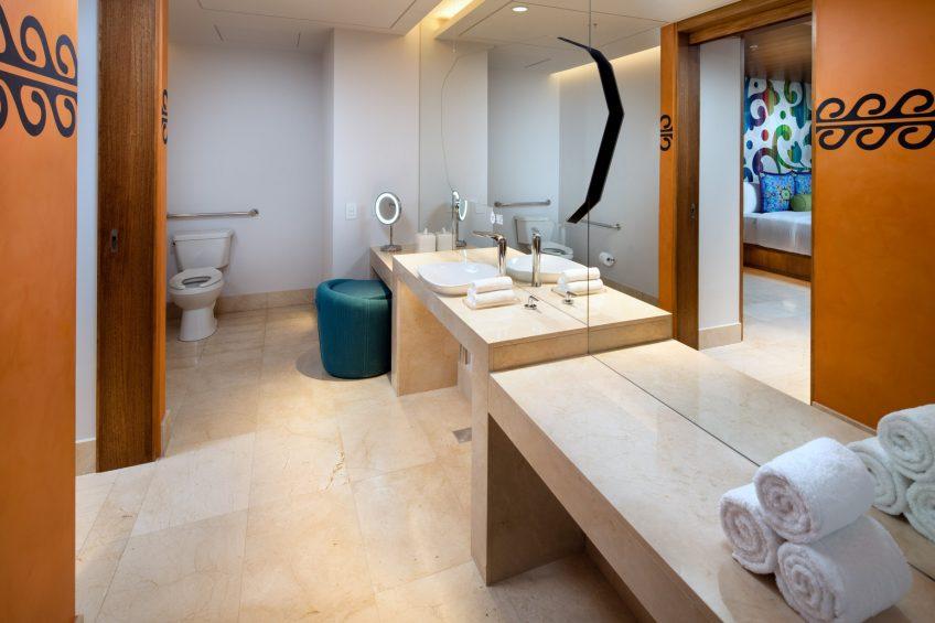 W Costa Rica Reserva Conchal Luxury Resort - Costa Rica - Guest Bathroom