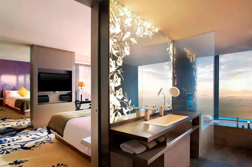 W Hong Kong Luxury Hotel - Hong Kong - Marvelous Suite Bathroom