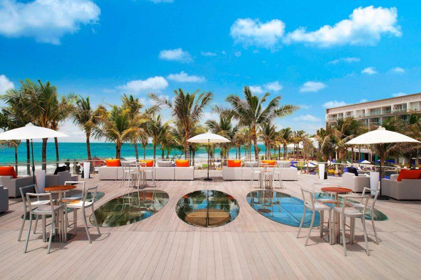 W Bali Seminyak Luxury Resort - Seminyak, Indonesia - Woosky Deck