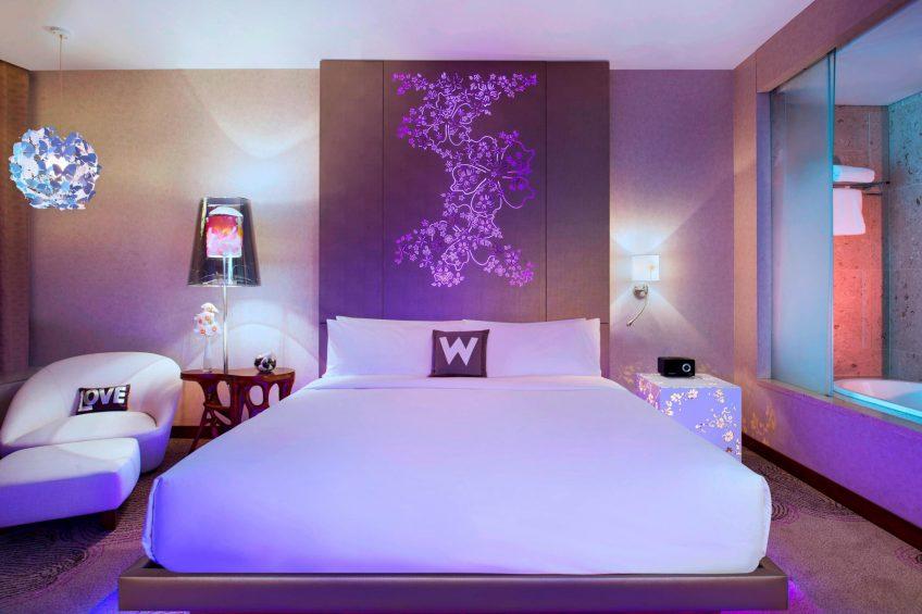 W Singapore Sentosa Cove Luxury Hotel - Singapore - Wonderful King Guest