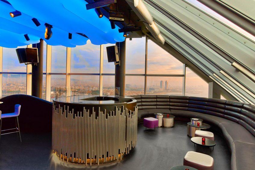 W Barcelona Luxury Hotel - Barcelona, Spain - Eclipse Booth