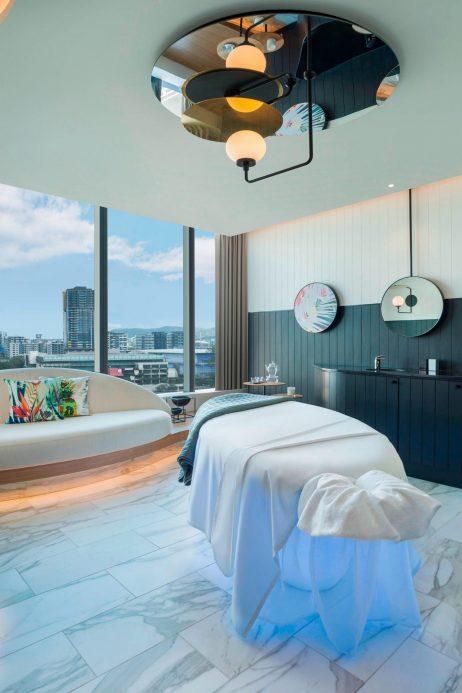 W Brisbane Luxury Hotel - Brisbane, Australia - Away Spa Treatment Room