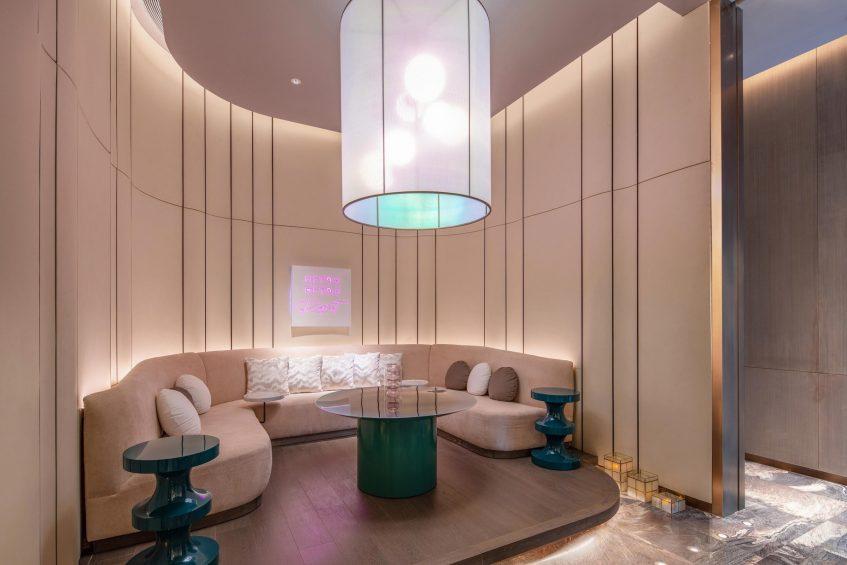 W Chengdu Luxury Hotel - Chengdu, China - AWAY Spa