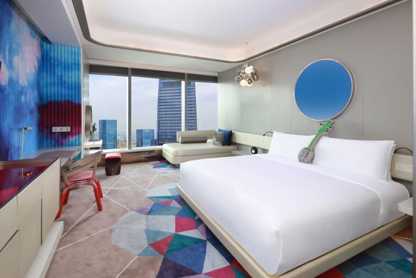 W Suzhou Luxury Hotel - Suzhou, China - Sensational King