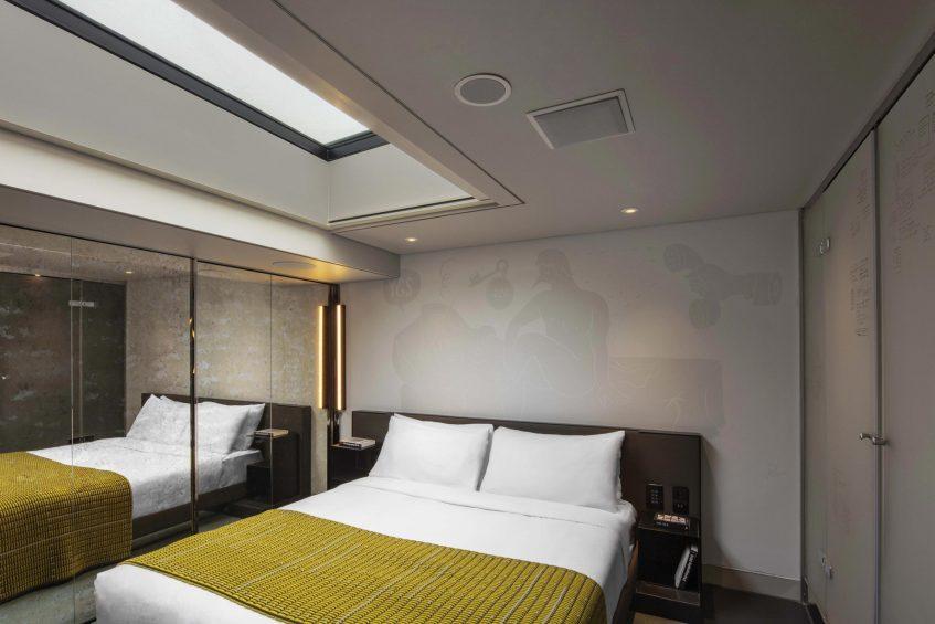 W Amsterdam Luxury Hotel - Amsterdam, Netherlands - Marvelous Bank One Bedroom Bi Level Loft