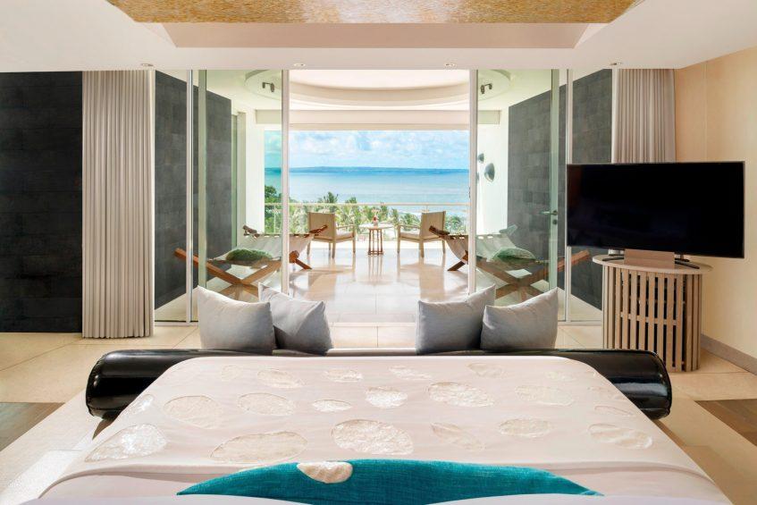 W Bali Seminyak Luxury Resort - Seminyak, Indonesia - Extreme WOW Suite Master Bedroom