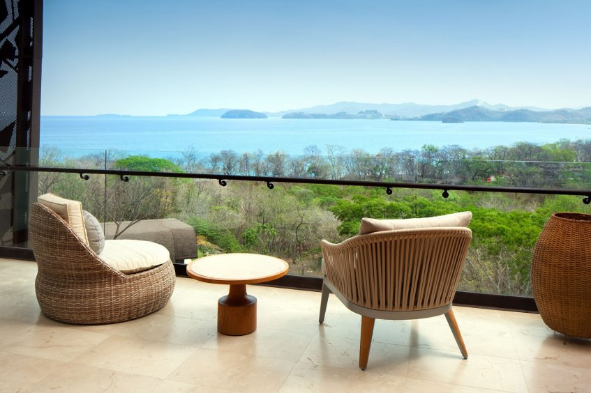 W Costa Rica Reserva Conchal Luxury Resort - Costa Rica - Spectacular Ocean Escape View