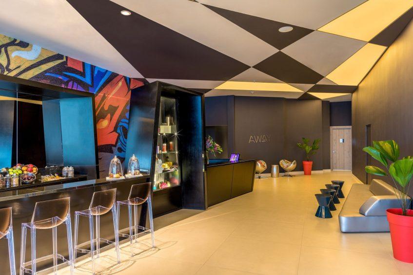 W Panama Luxury Hotel - Panama City, Panama - AWAY SPA Entrance