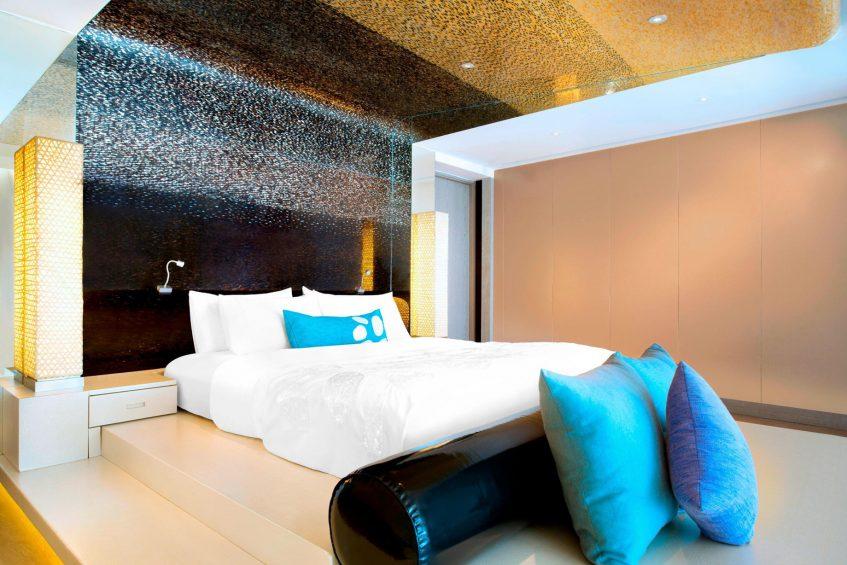 W Bali Seminyak Luxury Resort - Seminyak, Indonesia - Extreme WOW Suite Bedroom