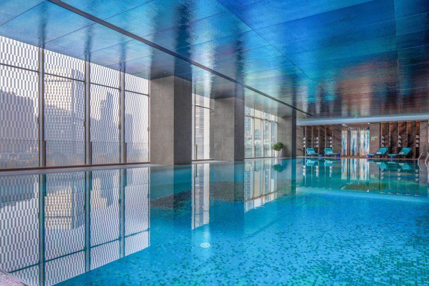 W Chengdu Luxury Hotel - Chengdu, China - WET Indoor Pool