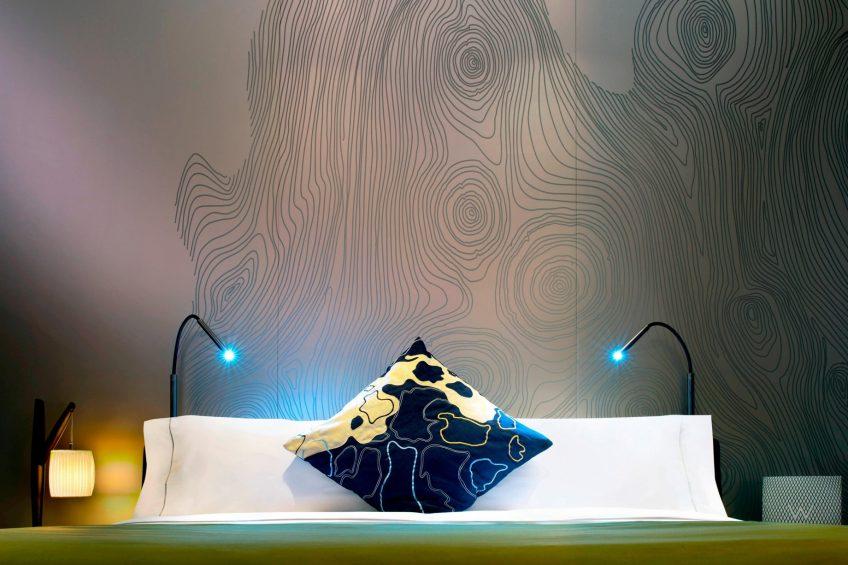 W Hong Kong Luxury Hotel - Hong Kong - Guest Room Bedroom