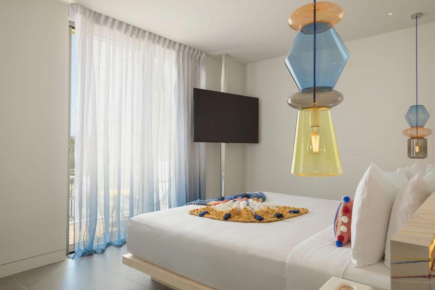 W Ibiza Luxury Hotel - Santa Eulalia del Rio, Spain - WOW Suite