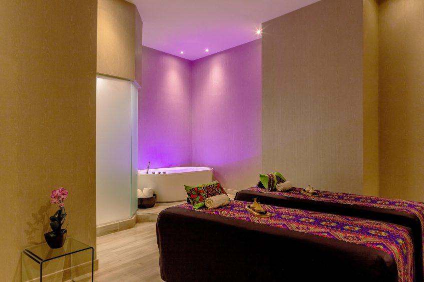 W Panama Luxury Hotel - Panama City, Panama - AWAY SPA Tables