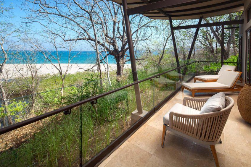 W Costa Rica Reserva Conchal Luxury Resort - Costa Rica - Sunset Treehouse Suite Balcony View