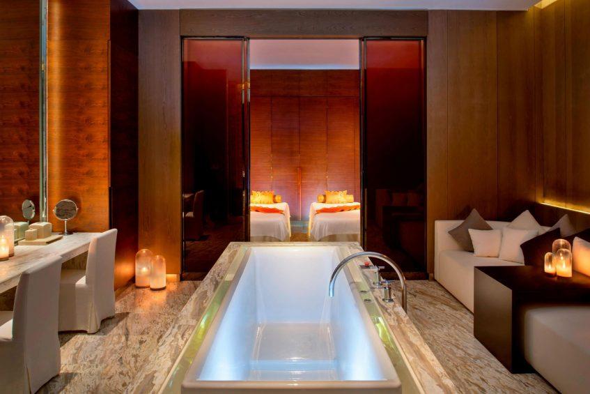 W Guangzhou Luxury Hotel - Tianhe District, Guangzhou, China - AWAY SPA Tub