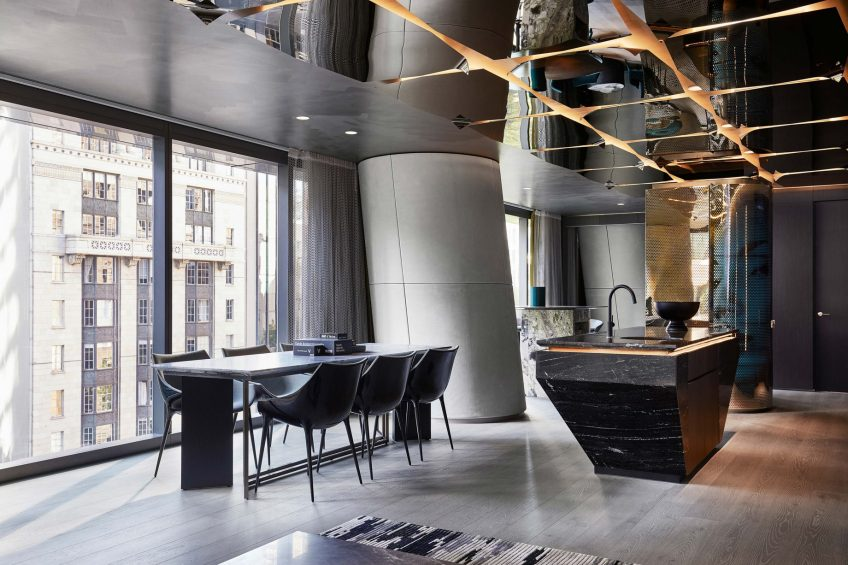 W Melbourne Luxury Hotel - Melbourne, Australia - Wow Suite
