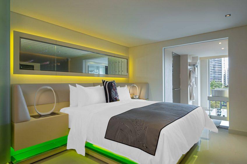 W Mexico City Luxury Hotel - Polanco, Mexico City, Mexico - Wonderful Room Queen