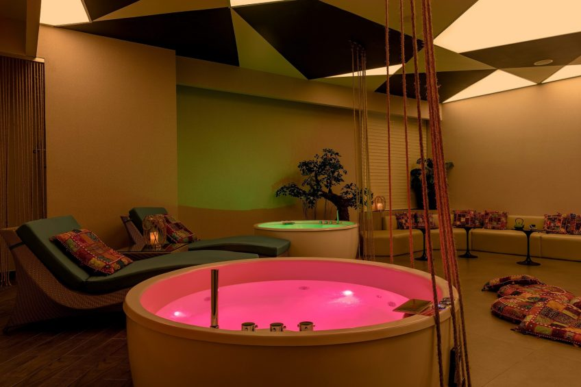 W Panama Luxury Hotel - Panama City, Panama - AWAY SPA Tub