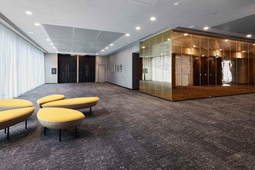 W Melbourne Luxury Hotel - Melbourne, Australia - Great Room Entrance