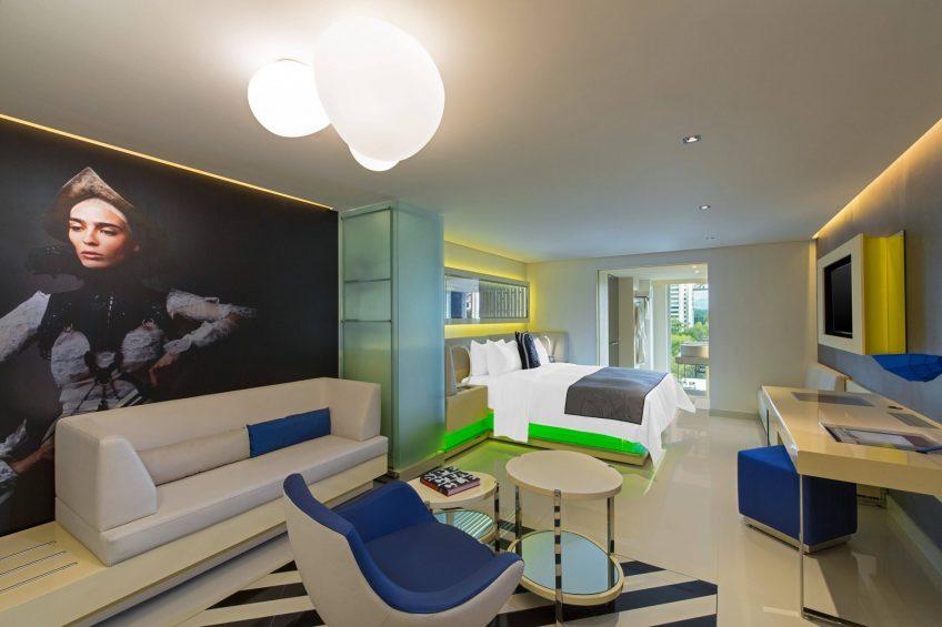 W Mexico City Luxury Hotel - Polanco, Mexico City, Mexico - Wonderful Room